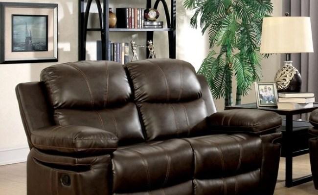 Shop Furniture Of America Ellister Transitional Brown