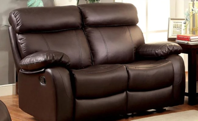 Shop Furniture Of America Gausten Transitional Brown