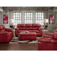 Red Living Room Sets Pictures With Brown Leather Furniture Find Great Deals Strick Bolton Aarts 4 Piece Sofa Set