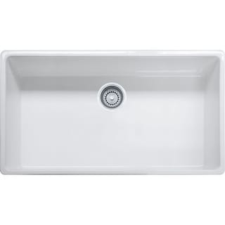 franke kitchen sinks target chairs buy online at overstock ca our best deals farm house af white fireclay single 36cab sink