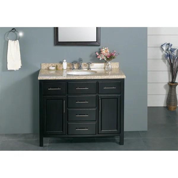 Shop OVE Decors Malibu 42inch Bathroom Vanity  Free Shipping Today  Overstock  12683277