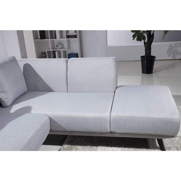 mid century modern large linen