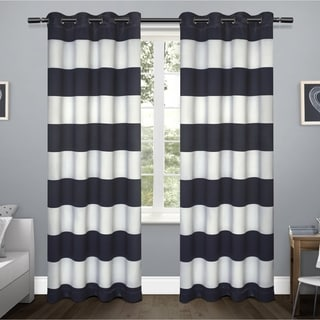 Stripe Curtains & Drapes Shop The Best Deals For May 2017
