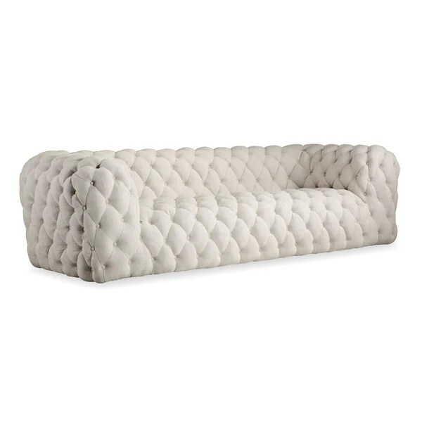 moss studio sofa reviews lexington table shop kardiel cumulus mid century modern tufted free shipping