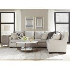 Belgian Linen Sofa Decorating Table Ideas Shop Connor Grey Free Shipping Today Overstock Com Curved Back Sectional With Ultra Plush Down Blended Cushions
