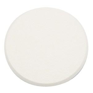 "Prime Line U9243 3-1/4"" White Vinyl Textured Wall Proctector"