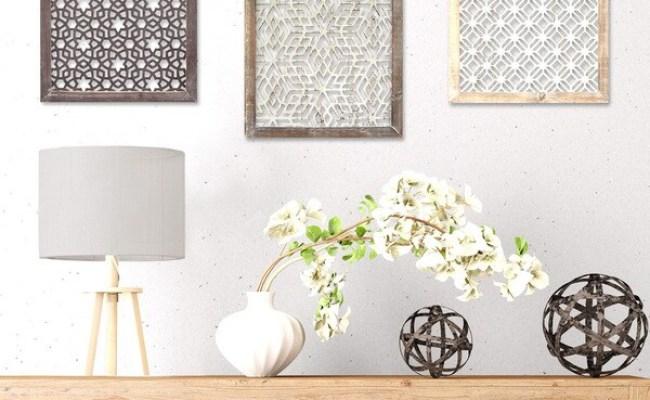 Shop Stratton Home Decor Framed Laser Cut Wall Art Free