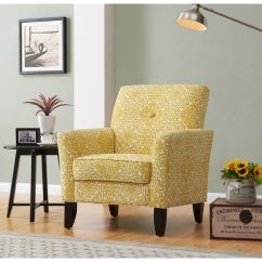 Overstock Arm Chair For Baby To Sit Up Shop Handy Living Alex Gold Damask On Sale Free