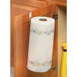 Spectrum Diversified 62970 Over The Door Paper Towel Holder