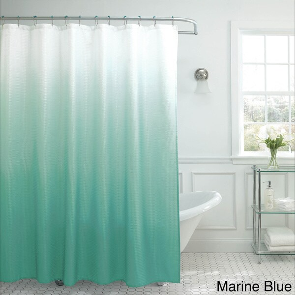 blue shower curtains find great