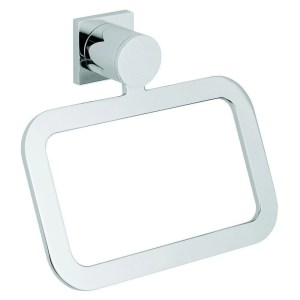 Grohe Allure Towel Ring 40339000 Starlight Chrome