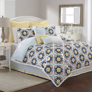 Vcny Bowery 5 Piece Comforter Set Free Shipping Today