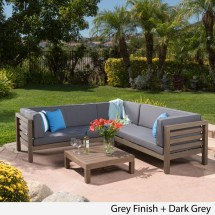 Grey Outdoor Sofa Choosing Furniture Sectional