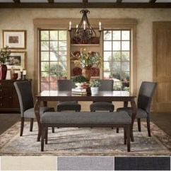 Bench For Kitchen Table High End Kitchens Buy Seating Dining Room Sets Online At Overstock Com Pranzo Rectangular 66 Inch Extending And Set With Cabriole Legs By Inspire Q