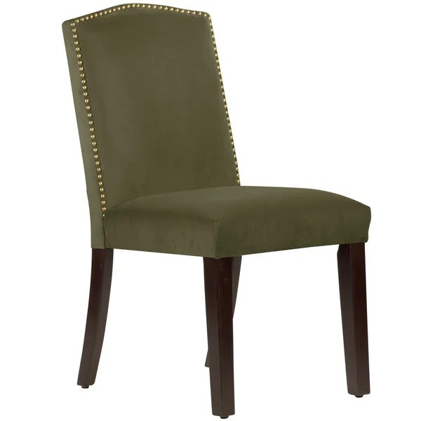 swivel chair regal antique gothic chairs shop skyline furniture velvet moss cotton arched dining