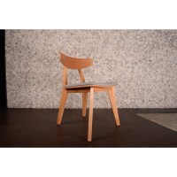 Mid-century Norwegian Modern Ashtree Armless Chair - Free ...