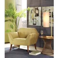 Lime Green Chairs For Sale Consumer Reports Office Shop Ink Ivy Newport Pale Chair Lounger 38wx30 75dx31 5h