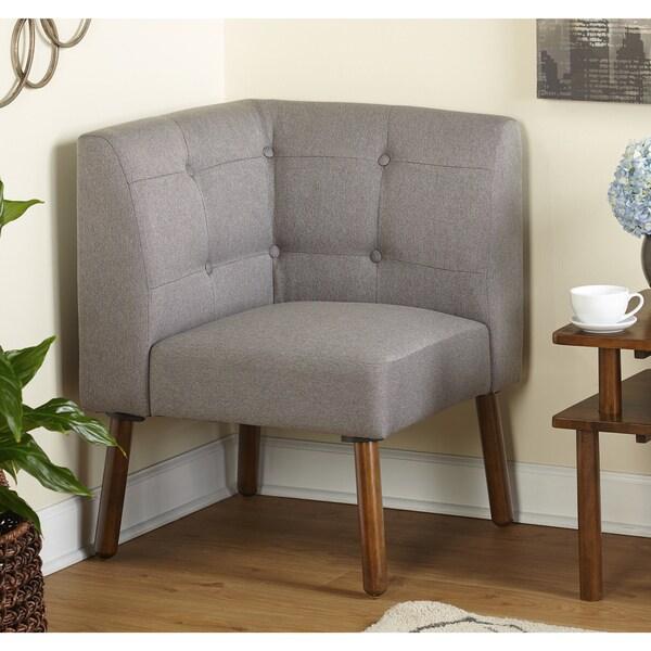 wooden corner chair desk ikea shop simple living wood fabric playmate on sale