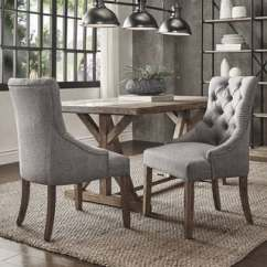 Grey Kitchen Chairs Elegant French Accent Buy Dining Room Online At Overstock Com Our Customer Ratings