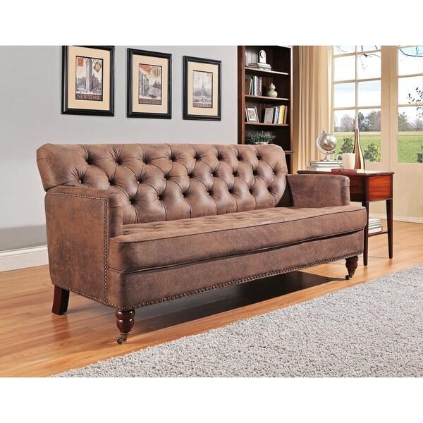 abbyson living berkshire italian leather sectional sofa olive green venezia reviews. amazon com ...