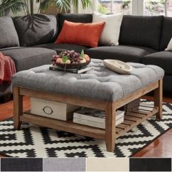 Square Living Room Tables Small Interior Designs Images Buy Coffee Online At Overstock Com Our Best Lennon Pine Planked Storage Ottoman Table By Inspire Q Artisan