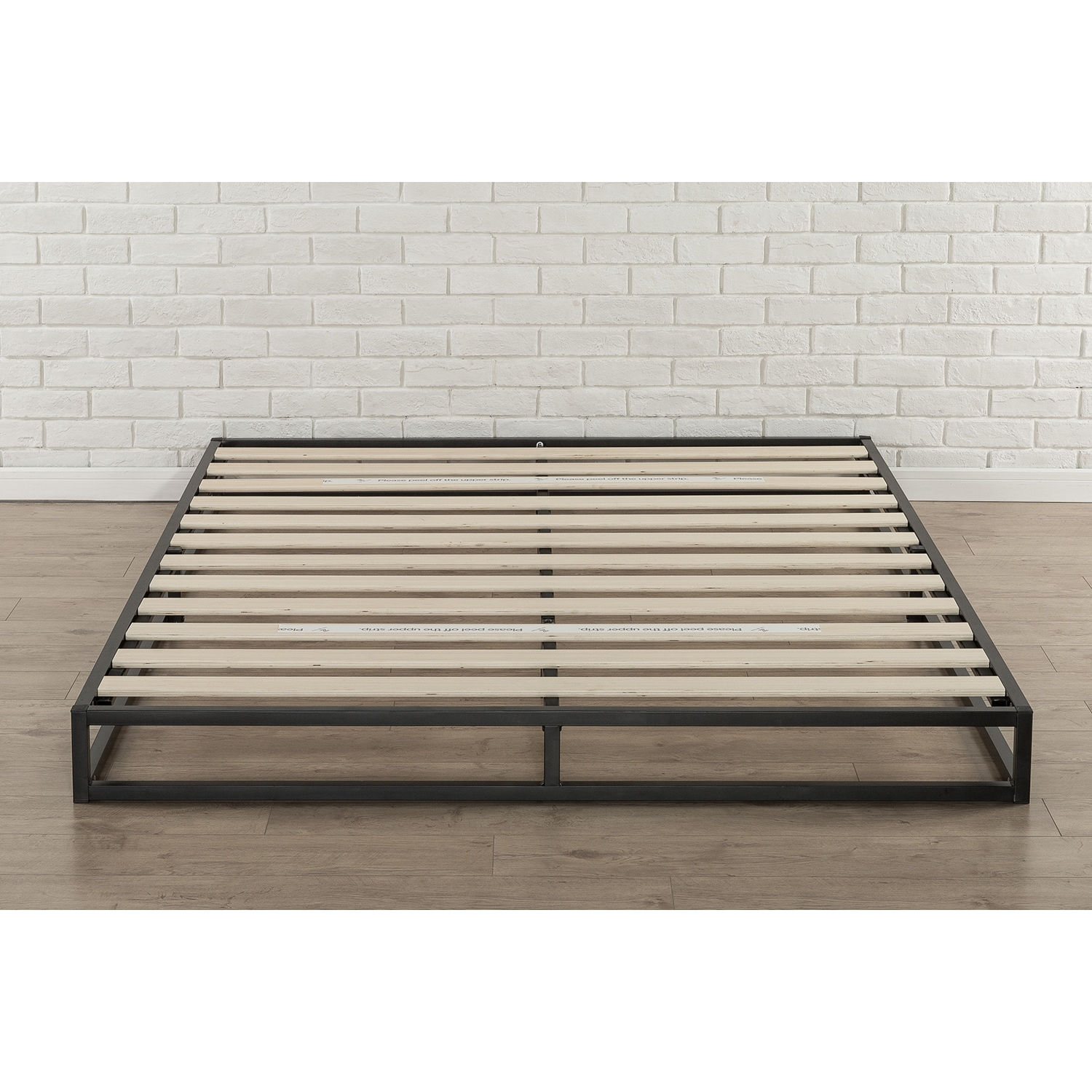 Shop Priage By Zinus 6 Inch Queen Size Platforma Low Profile Bed Frame On Sale Overstock 13455541