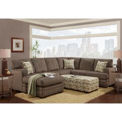 Sectional Sofas Boston Leather Sleeper Sofa Costco Shop Trendz With Ottoman Set Free Shipping Today Overstock Com 13632101