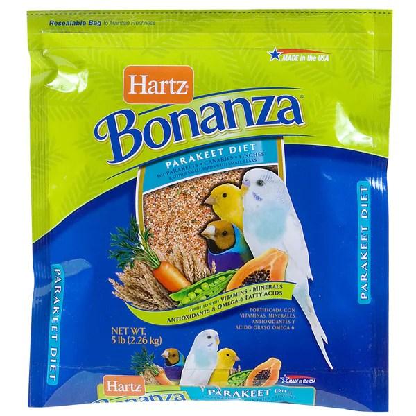 Shop Hartz 4 Lb Nutrition Bonanza Parakeet Gourmet Diet