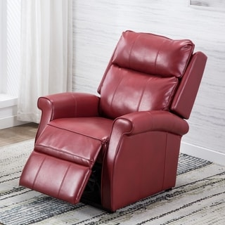 red recliner chairs rent lift chair buy rocking recliners online at overstock com our best living room furniture deals