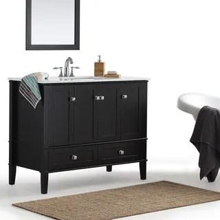 Bathroom Vanities  Vanity Cabinets For Less  Overstock