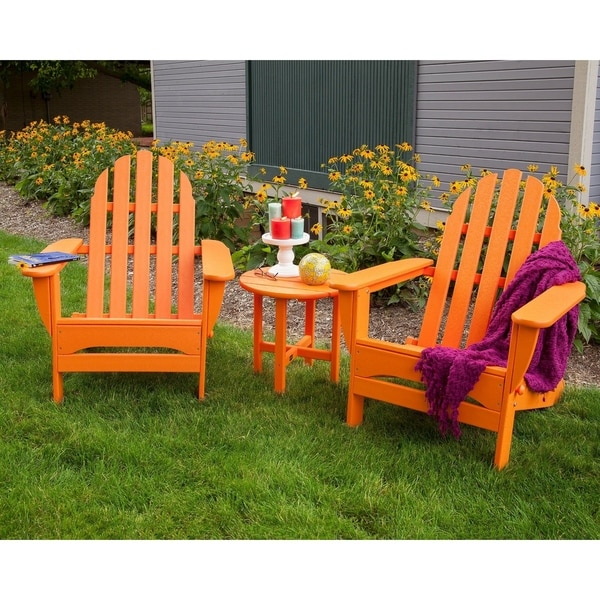 polywood adirondack chairs elite chair covers inc shop classic outdoor folding free