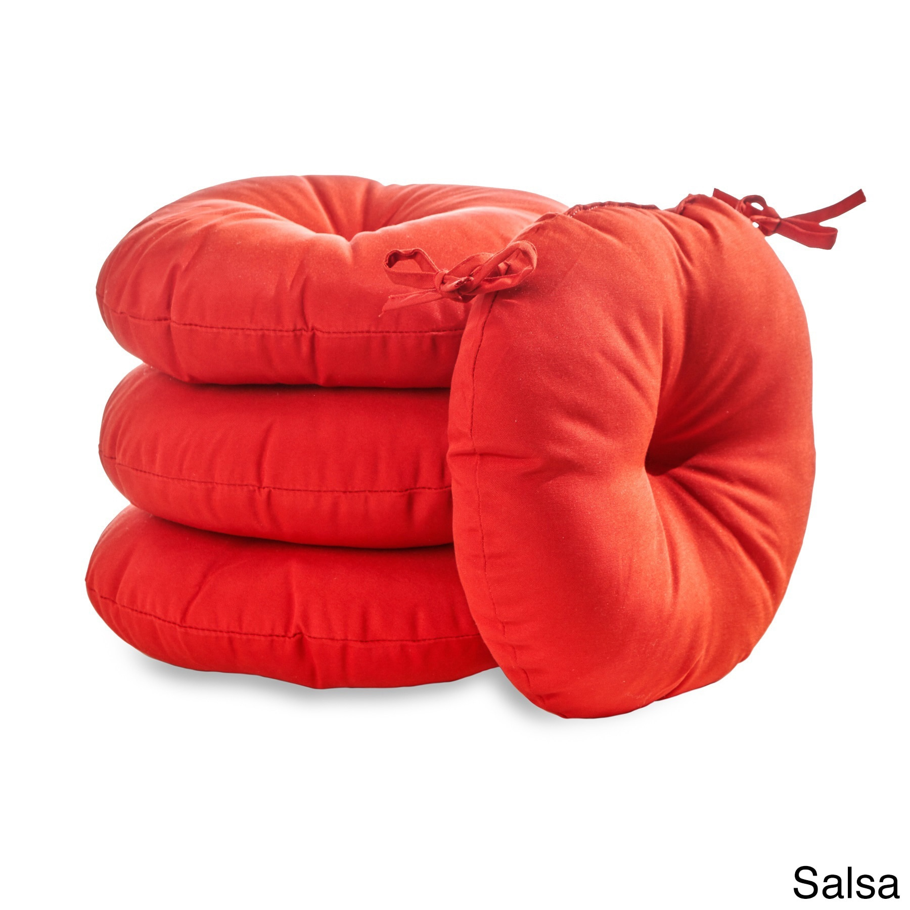 16 inch round chair cushions cheap kitchen chairs set of 4 outdoor and pillows for less overstock