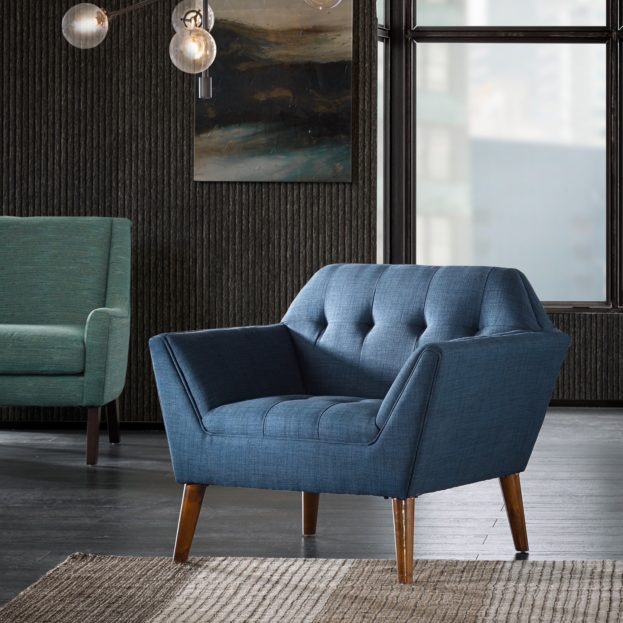 living room lounge chair canada contemporary furniture sets shop carson carrington ljosa ships to