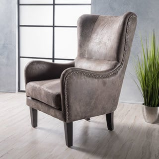 high backed chair costco lounge chairs buy back living room online at overstock com our best quick view