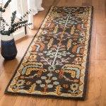 Safavieh Handmade Heritage Shanita Traditional Oriental Wool Rug