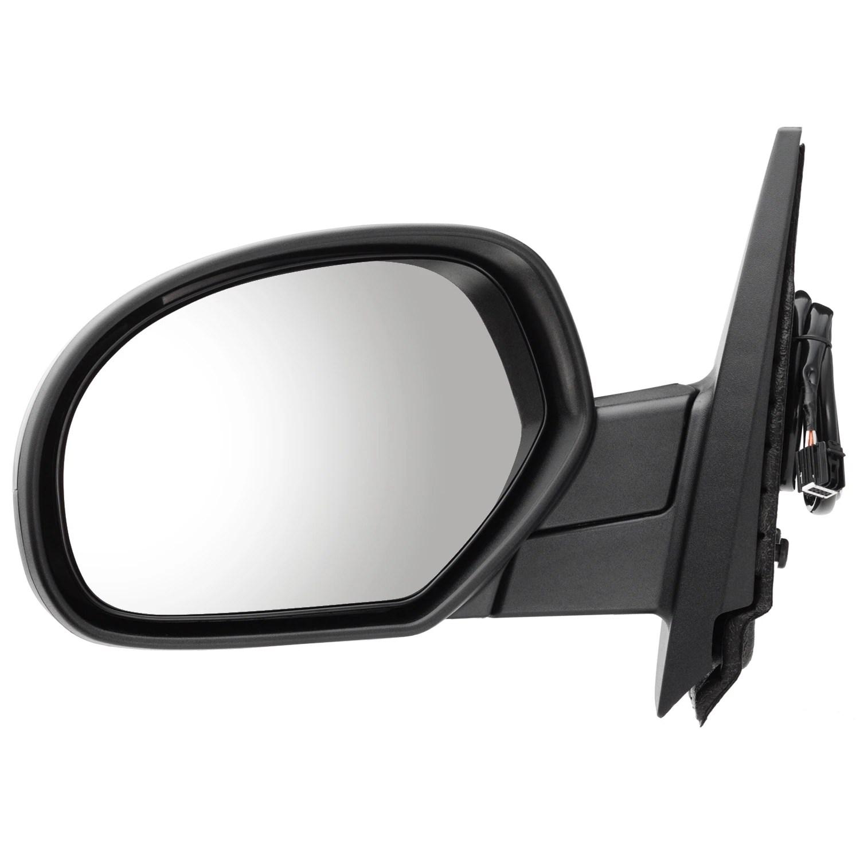 Pilot Automotive Driver Side Power Heated Replacement Mirror CVE69410CL