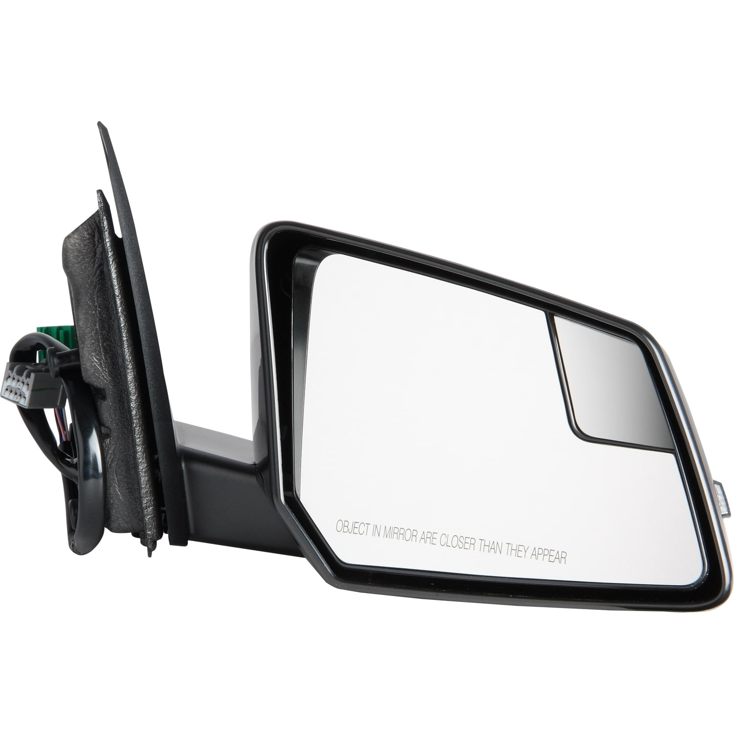 Pilot Automotive Passenger Side Power Heated Replacement Mirror CVA59410BR