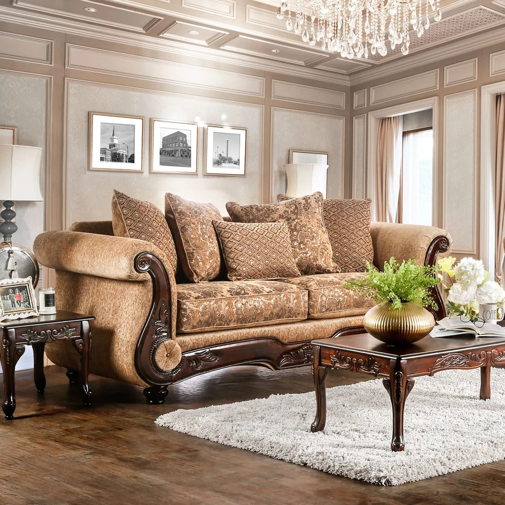 Living Room Design Ideas 50 Inspirational Sofas: Victorian Living Room Sets For Sale