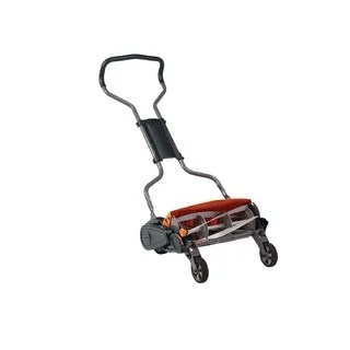 Shop Earthwise 20- Inch Push Reel Mower w/ Trailing Wheels
