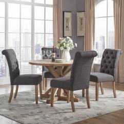 Round Table And Chairs Set Rocking Chair Cracker Barrel Buy Kitchen Dining Room Sets Online At Overstock Com Our Best Bar Furniture Deals