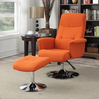 swivel living room chairs contemporary decorating ideas pictures buy online at overstock com our best carson carrington holmestrand orange linen chair and ottoman