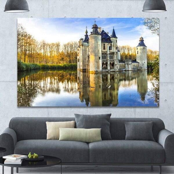 designart fairytale medieval castles