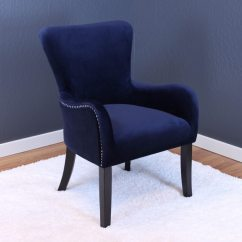 Overstock Arm Chair Sports Covers Shop Aalten Velvet Free Shipping Today Com