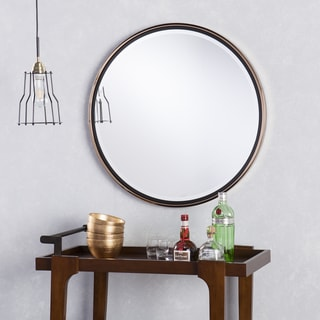 living room wall mirror height dark brown couch ideas buy mirrors online at overstock com our best quick view