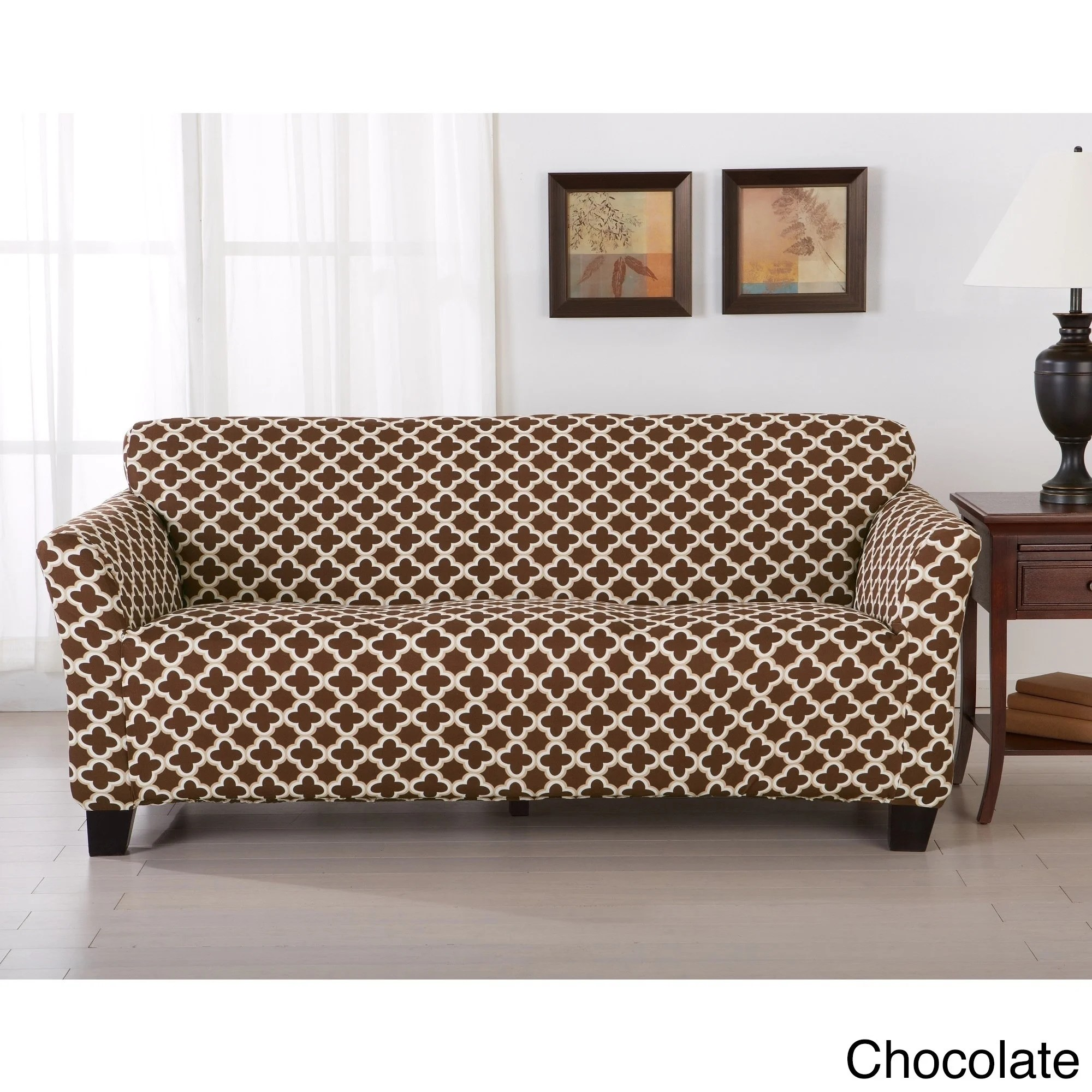 fl print sofa slipcovers bobkona sherman and loveseat set home the honoroak