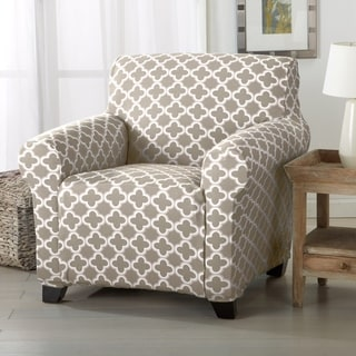 fitted chair covers ebay desk cover slipcovers furniture find great home decor deals shopping at overstock com