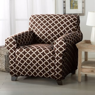 slipcovers for living room chair dark brown leather accent furniture covers find great home decor deals shopping at overstock com