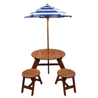 kids adirondack chair and table set with umbrella hi top tables chairs maxim enterprise children's - free shipping on orders over $45 overstock.com ...