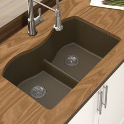 Brown Kitchen Sink Cheap Faucets Buy Sinks Online At Overstock Com Our Best Deals