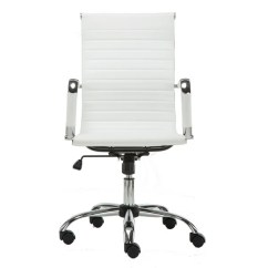 Office Chair High Back Barbershop Chairs Wholesale Shop Ribbed Swivel Adjustable Leather Executive